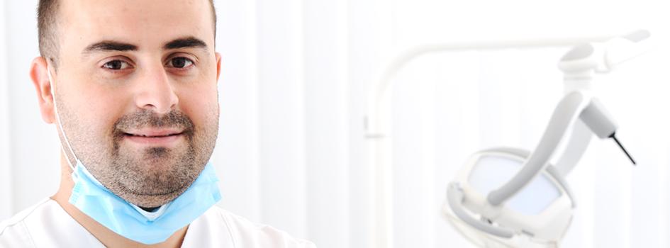 Waterloo Dentist - Erbsville Dental - Male dentist
